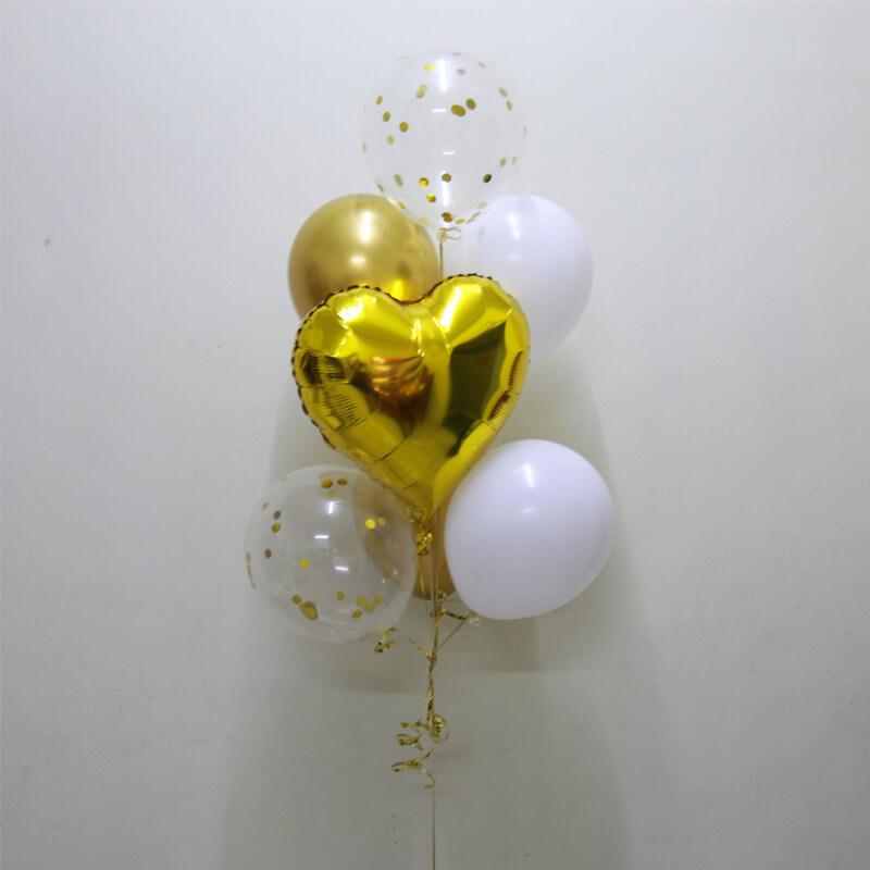 Jezebel Latex Balloon Bunch