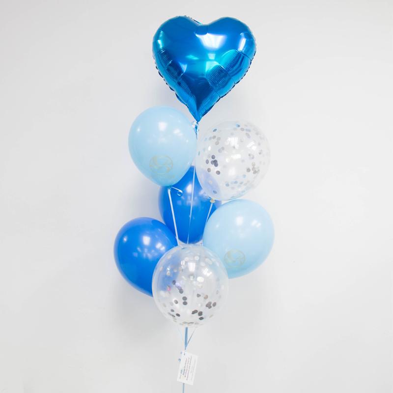 Natalie Latex Balloon Bunch