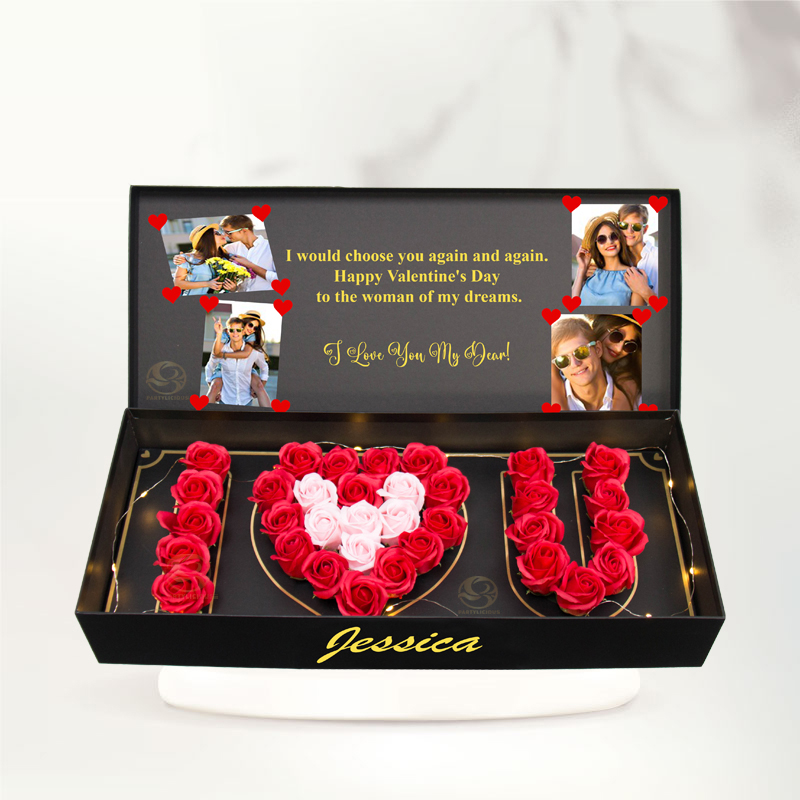 Eternal Love Flower Box