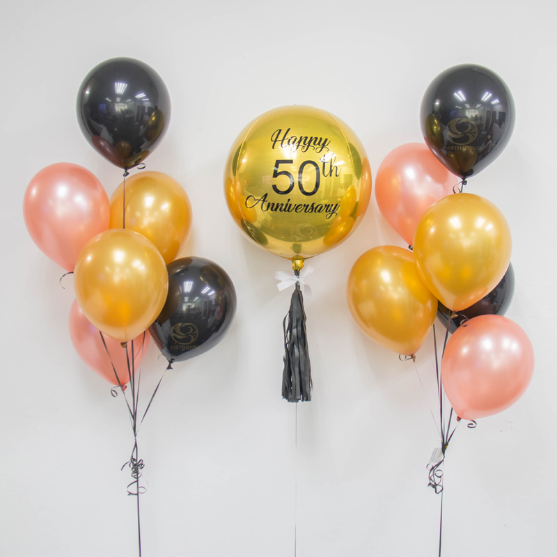 Gabriella Orbz Balloon Bunch