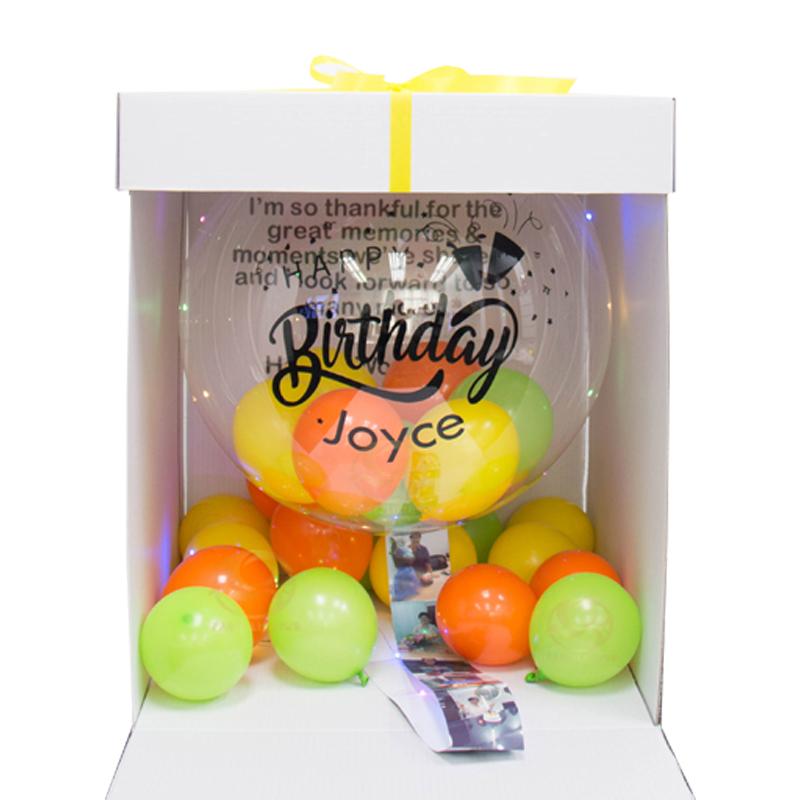 Memories Surprise Box