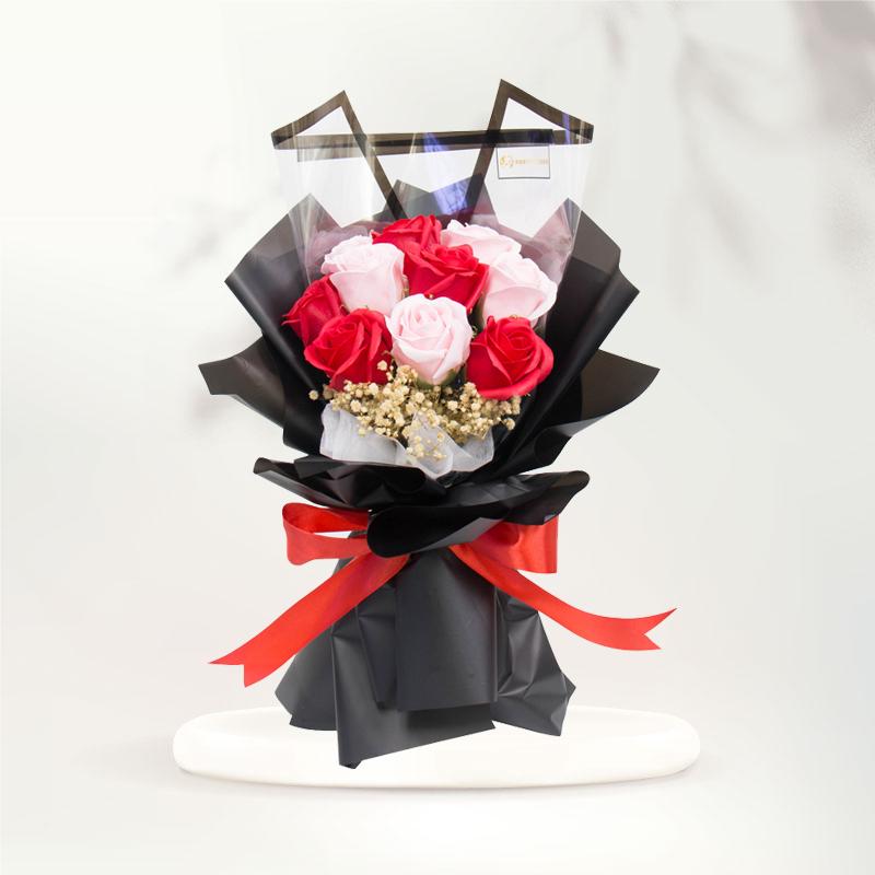 Vanessa Soap Rose Bouquet 1