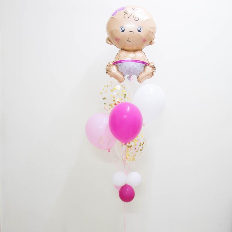 Emiyo Latex Balloon Bunch