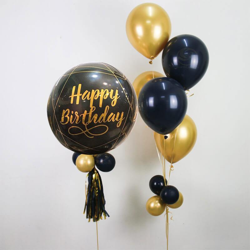 Jacob Orbz Balloon Bunch