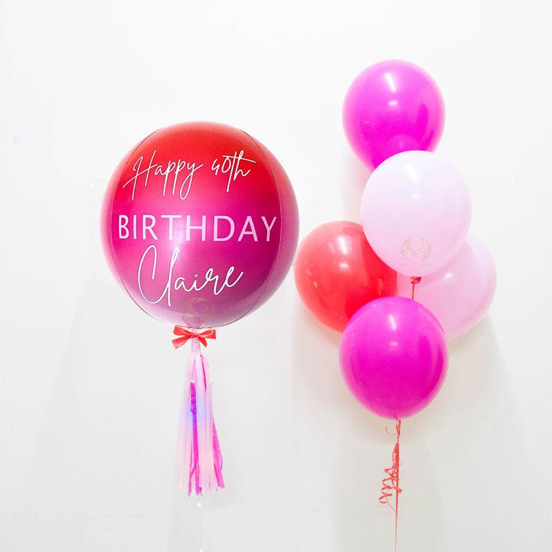 Akari Orbz Balloon Bunch